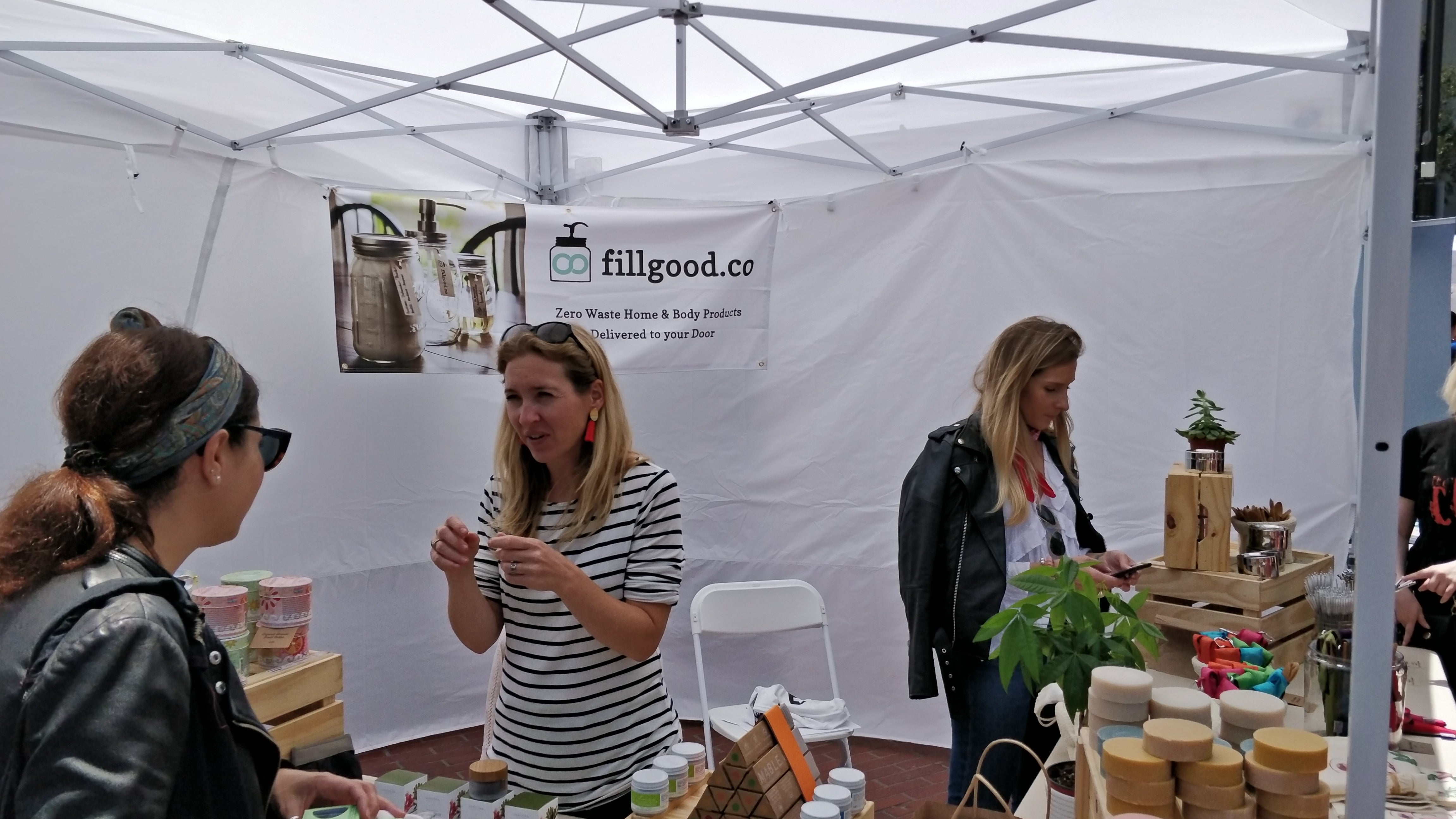 fillgood zero waste bay area