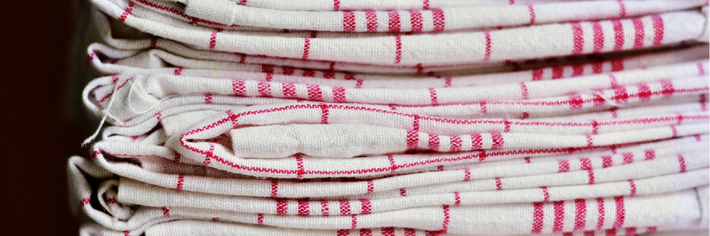 reusable kitchen towels zero waste