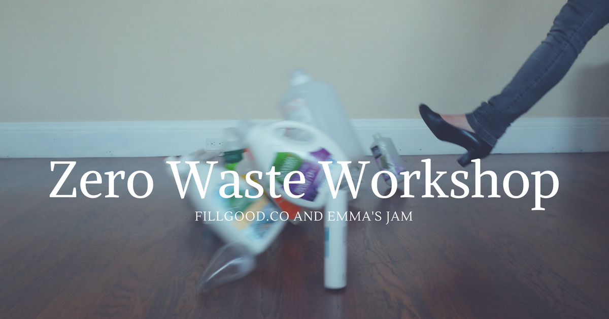 fillgood emmas jam zero waste workshop