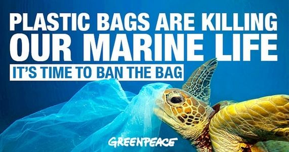ban the bag greenpeace