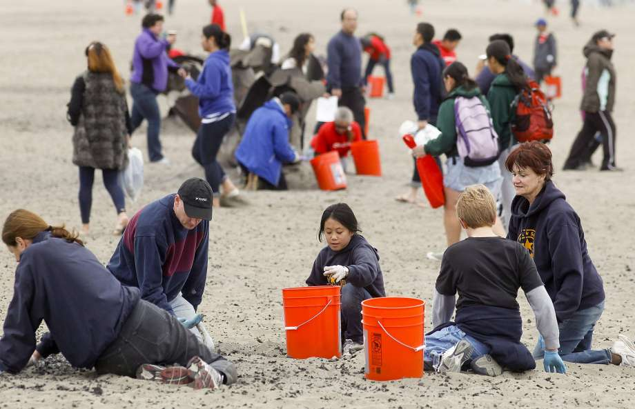 beach cleanup surfrider san francisco sfgate