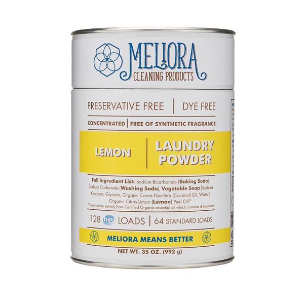 Refill - Laundry Powder, Lemon