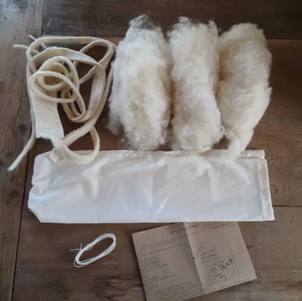 Wool Dryer Balls Kit