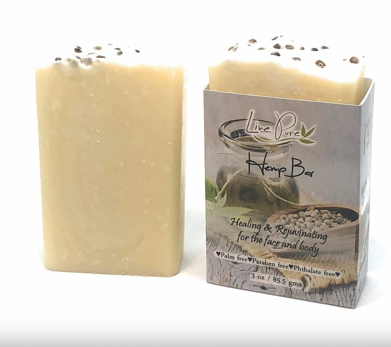 Palm Oil Free Bar Soap