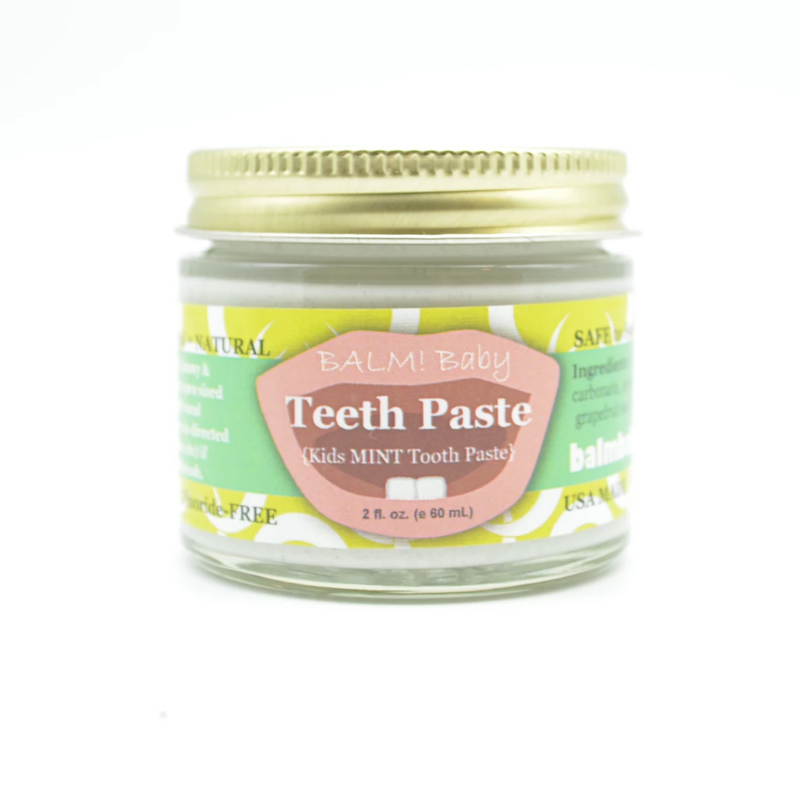 Baby & Kids Natural Toothpaste