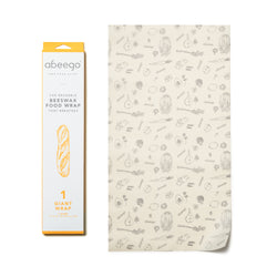 Beeswax Wraps, 1 Giant