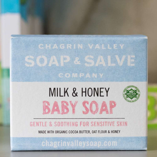 Baby Soap, Milk & Honey