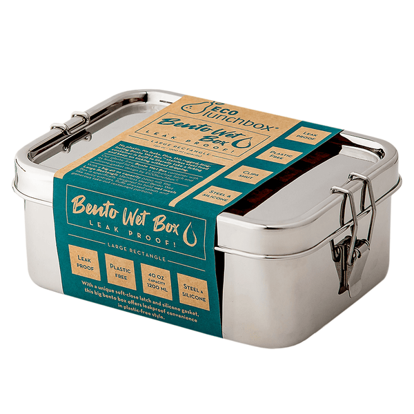 Bento Wet Box - Large Rectangle