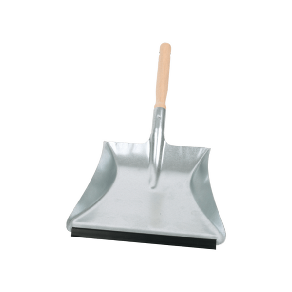 Metal/Wood Dustpan
