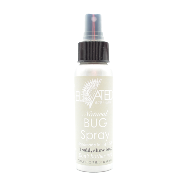 Natural Bug Spray & Refill