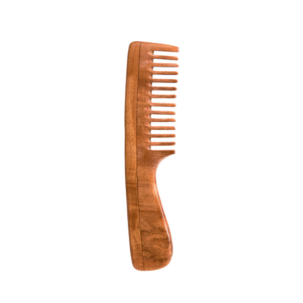 Pure Neem Wood Hair Comb