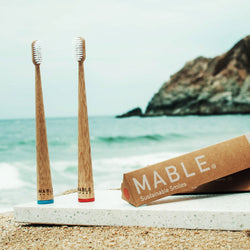 Bamboo Toothbrush - Adults