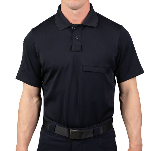 Patrol Polo Shirt Navy
