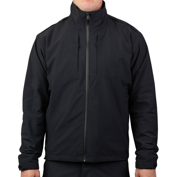 Waterproof 3-In-1 Patrol Jacket Black
