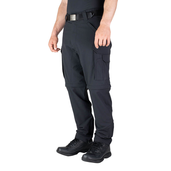 Convertible Patrol Pants Black
