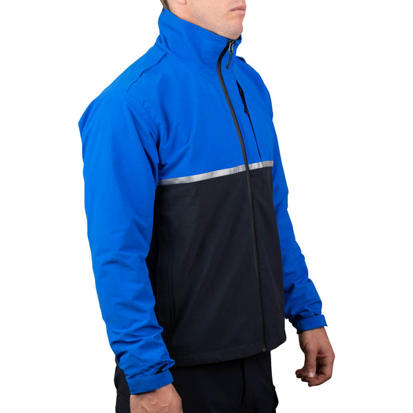Waterproof 3-In-1 Patrol Jacket Royal/Navy