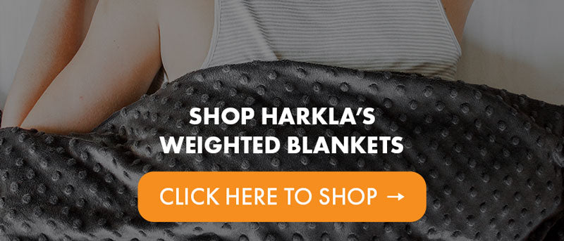 Shop Harkla's Weighted Blankets for Adults