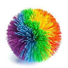 koosh ball stim toy