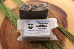 Beard Soap - Lavender & Lilac