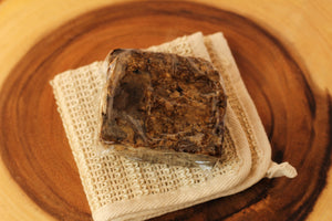 African Black Soap - Lavender & Lilac