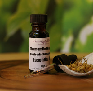 Chamomile (Nepal) EOCO (Essential Oil Certified Organic) - Lavender & Lilac