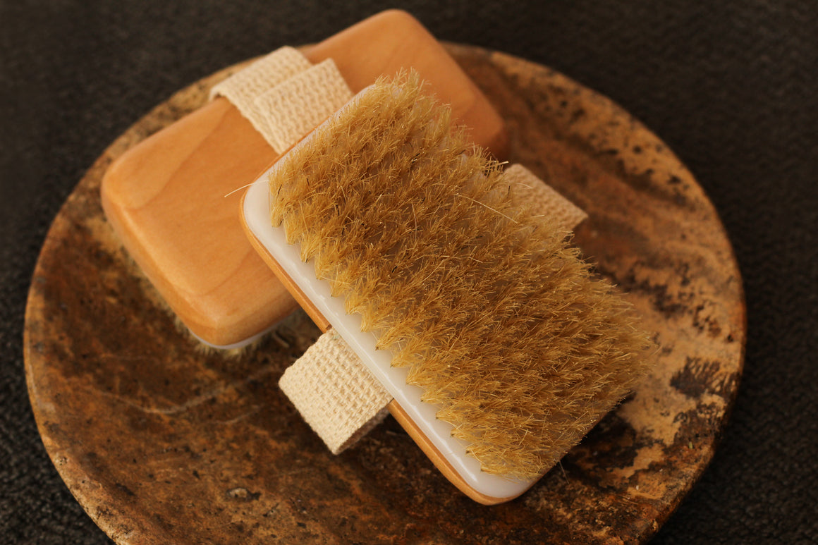 Dry Body Brush Accessory - Lavender & Lilac