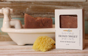Honey Sweet Soap - Lavender & Lilac