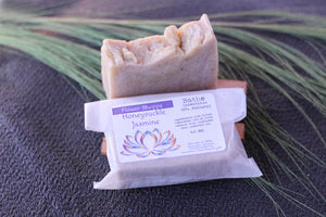 Honeysuckle Jasmine Soap - Lavender & Lilac