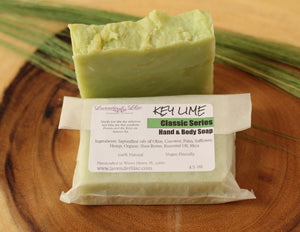 Key Lime Soap (Classic Series) - Lavender & Lilac