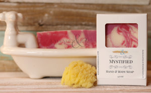 Mystified (Our version of Victoria's Secret Bombshell) Soap - Lavender & Lilac