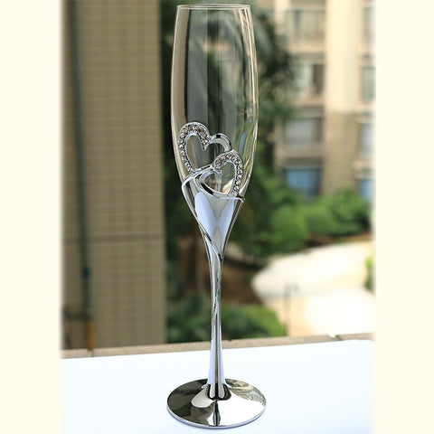 Champagne Toasting Flutes