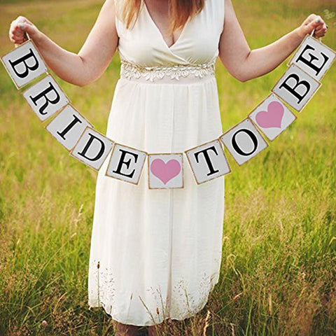 Bride-To-Be Hen Party Bunting