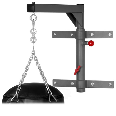 XMark Spacemiser Pivoting Heavy Bag Wall Mount XM-2831 - Home Gyms Depot