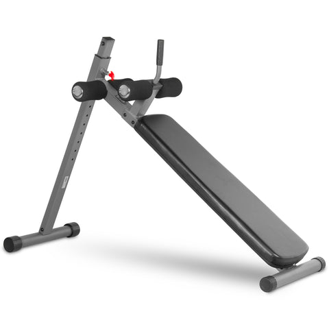XMark 12 Position Adjustable Ab Bench XM-4416.1 - Home Gyms Depot