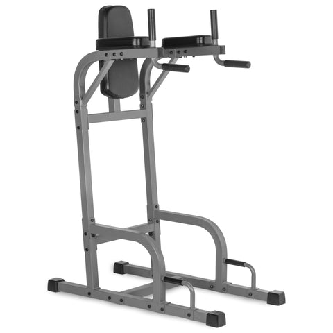 XMark VKR Vertical Knee Raise with Dip Station XM-4437.1 - Home Gyms Depot