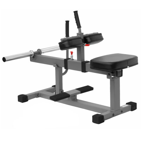 XMark Seated Calf Raise Machine XM-7613 - Home Gyms Depot
