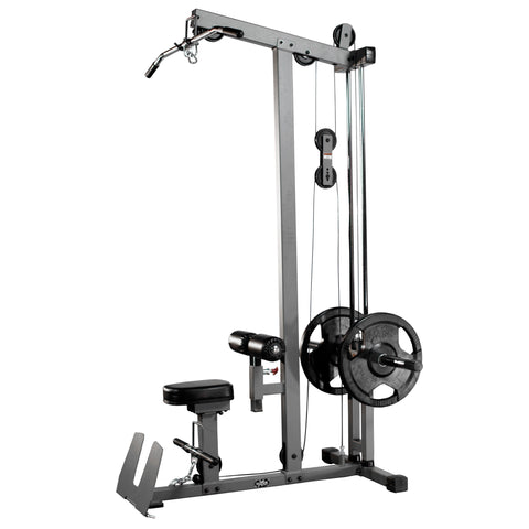 XMark Lat Pulldown and Low Row Cable Machine XM-7618 - Home Gyms Depot