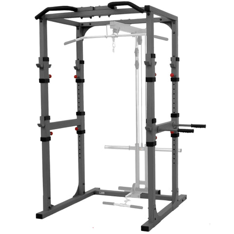 XMark Power Cage with Dip Station and Pull-up Bar XM-7620 - Home Gyms Depot