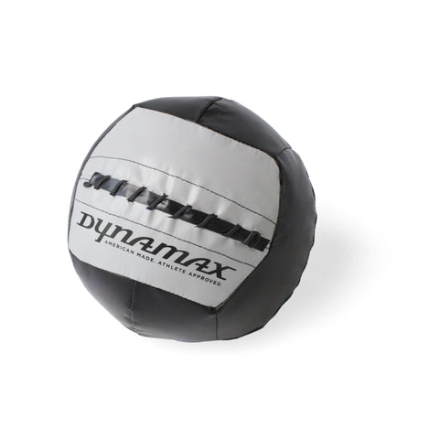 Dynamax Medicine Ball Mini Collection Black/Gray.   BONUS - Free Exercise Brochure! - Home Gyms Depot