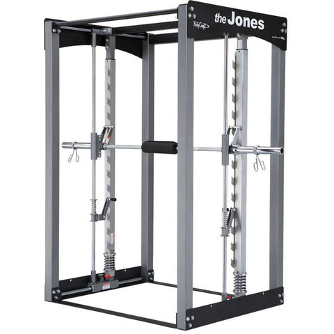BodyCraft Jones Club Smith Machine - Home Gyms Depot