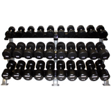 Troy 15 Pair Dumbbell Rack DR15 - Home Gyms Depot