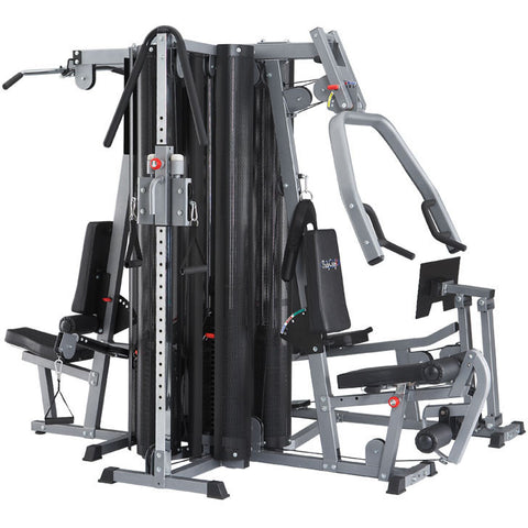 BodyCraft X4 Home Gym with Leg Press - Home Gyms Depot