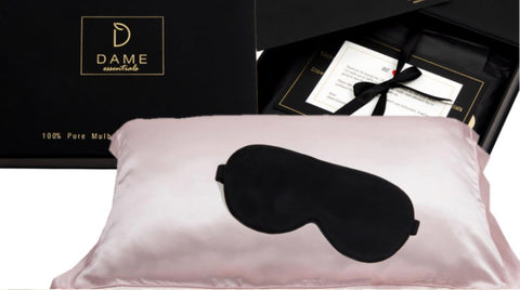 Dame Essentials Pure Silk Pillowcase