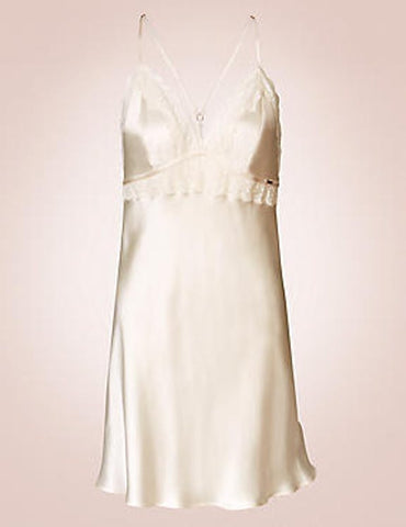 Pure silk strappy Chemise, Autograph for Marks & Spencer, Rs 9,102