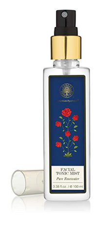 forest essentials rose water mist