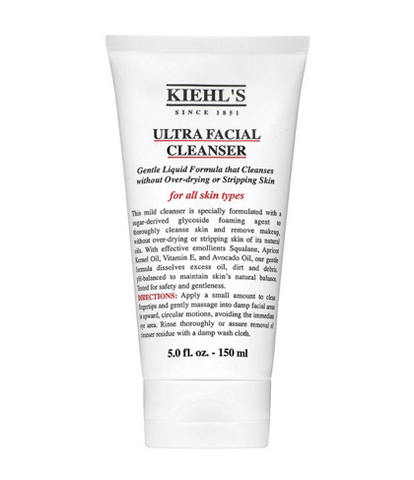 Kiehls Ultra facial face wash