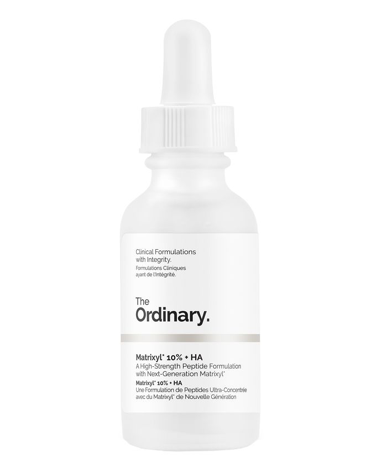 the ordinary matrix + ha serum
