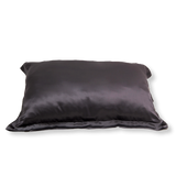 CHARCOAL GREY PILLOWCASE