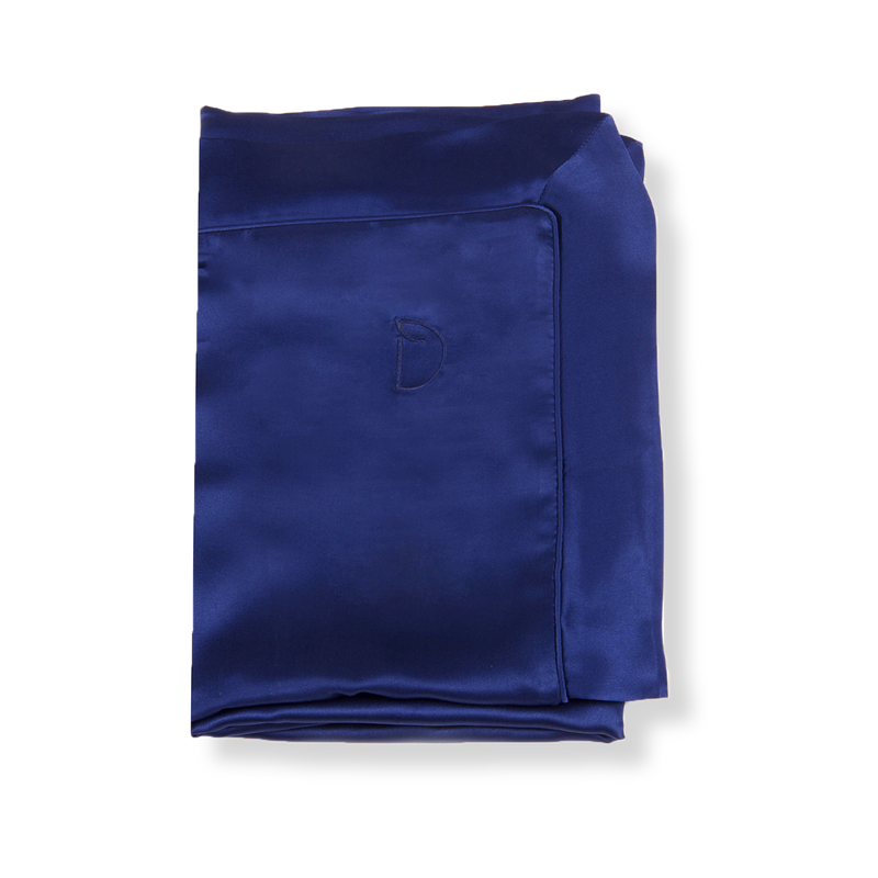 MIDNIGHT BLUE PILLOWCASE