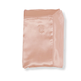 SET OF DAME ESSENTIALS ROSE GOLD PILLOWCASE AND ROSE GOLD EYE MASK
